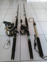 Cannes � p�che / Fishing rods