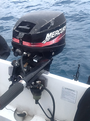 Hors-bord/Outboard engine